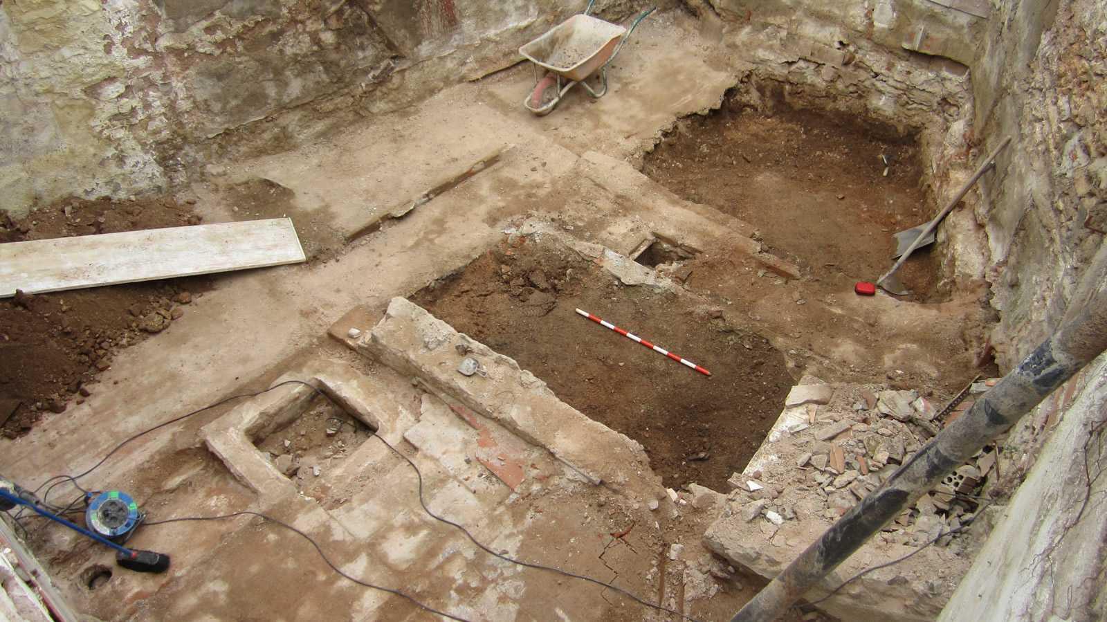 Intervenció arqueològica a finca de Castellar del Vallès IMG_2615