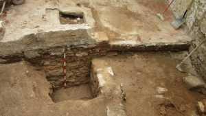 Intervenció arqueològica a finca de Castellar del Vallès WIMG_2634